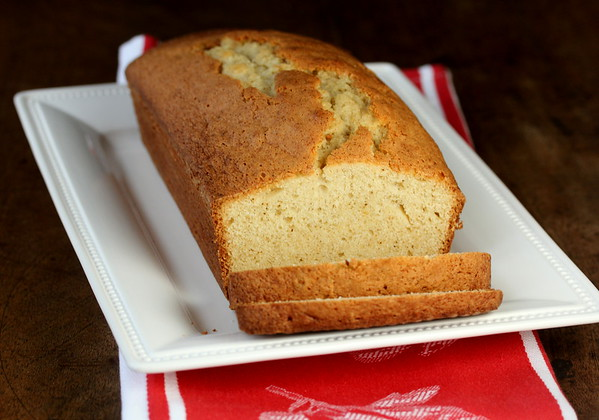 Brown-Butter-and-Vanilla-Bean Weekend Cake   Tuesdays with Dorie