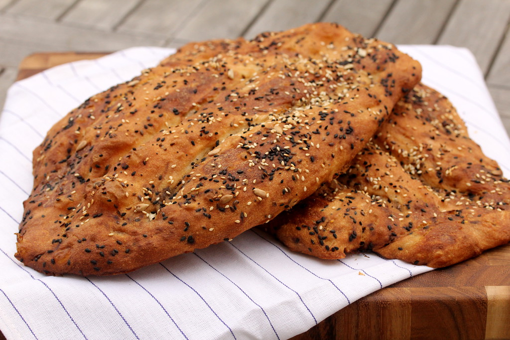 Nan e Barbari | Persian Flatbread
