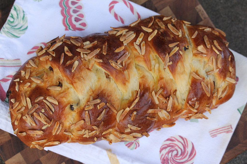 Czech Christmas Bread