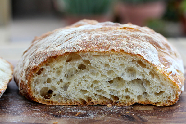Ciabatta with Biga Karen's Kitchen Stories
