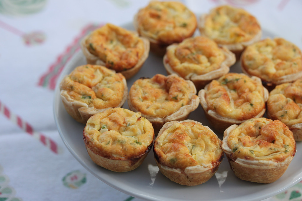 Mini Quiche Lorraine Karens Kitchen Stories
