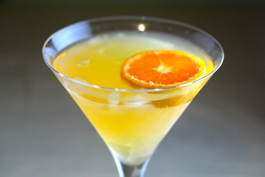 orangecello martini