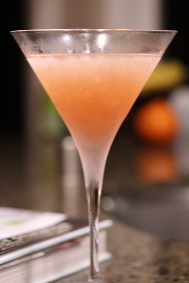 Friday Cocktail | The Sugar Plum