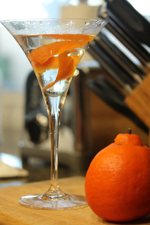 Vesper Martini: Karen's Kitchen Stories