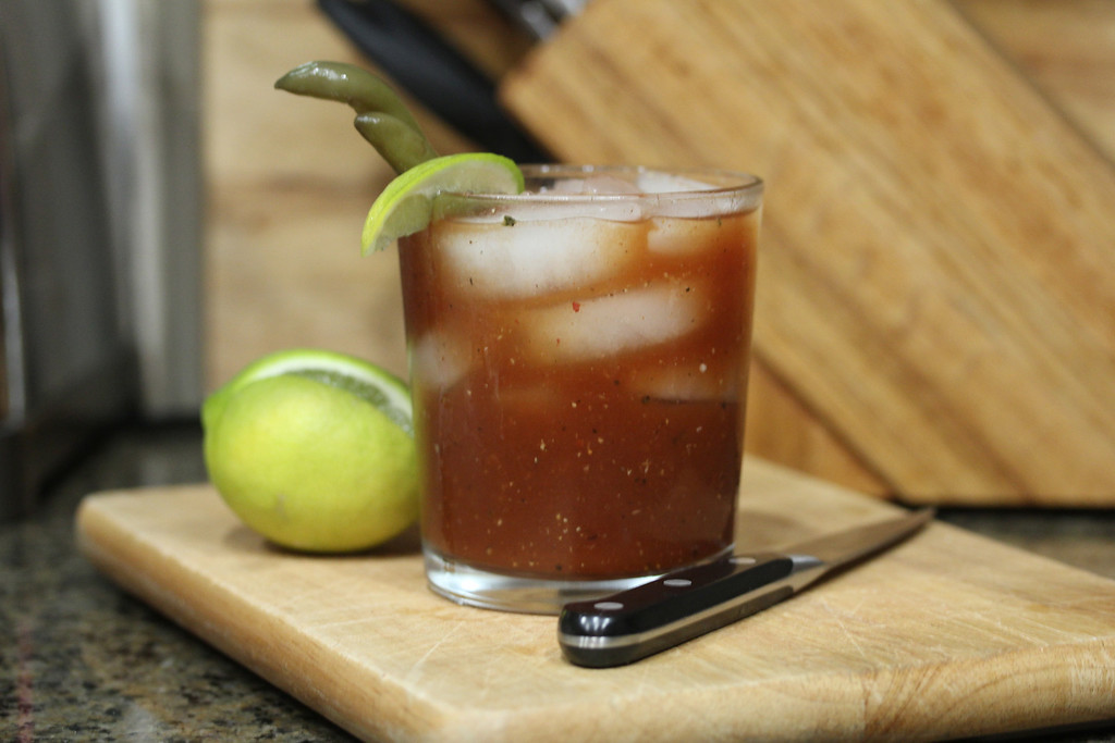 Sunday Brunch Cocktail | The British Mary
