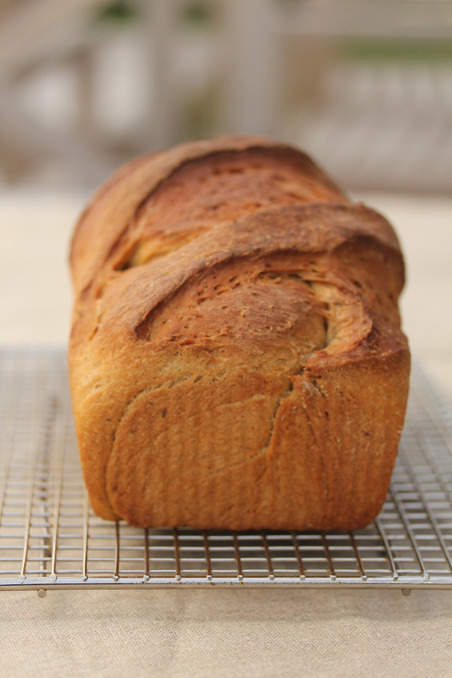 swedish rye limpa