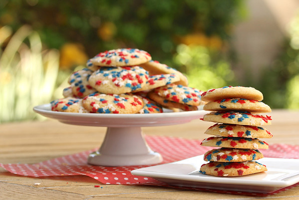 Sprinkle Cookies: Karen's Kitchen Stories