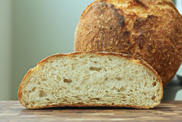 White Flour Warm Spot Levain Karen's Kitchen Stories