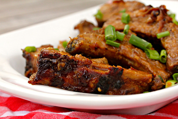 Honey Maple Garlic Baby Back Ribs