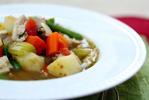 turkey soup and 20 Thanksgiving Day Recipes and a Bonus Turkey Leftover Recipe