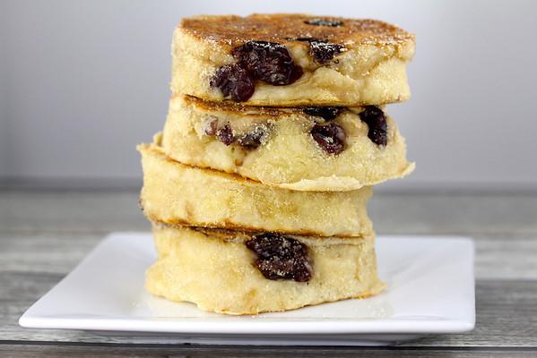Cherry English Muffins