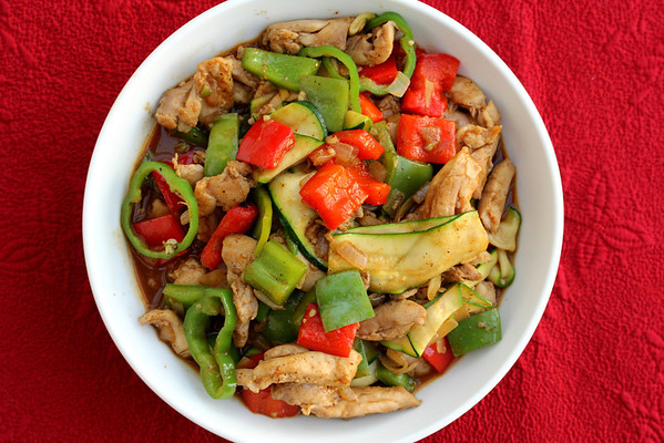 Chinese Burmese Chili Chicken