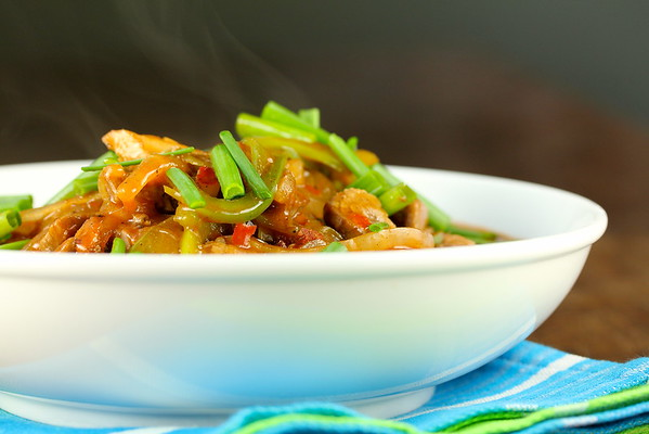 Stir-Fry Sichuan Beef from Karen's Kitchen Stories