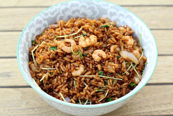 Chinese Cuban Fried Rice