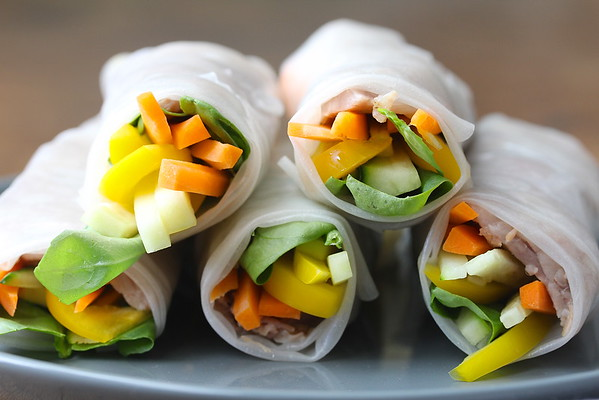 Pork Spring Rolls: Top Ten Reader Favorites for Karen's Kitchen Stories