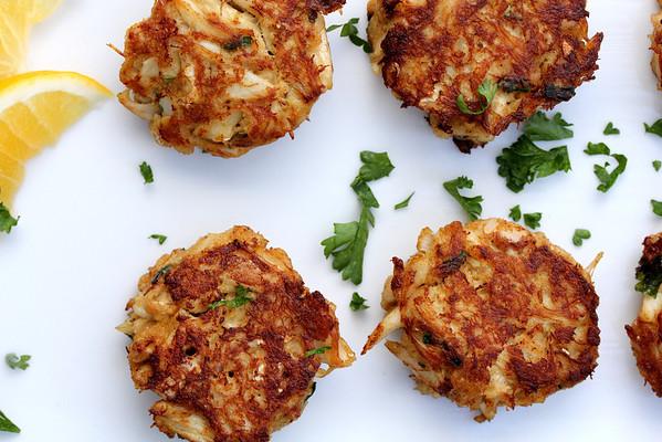 Mini Maryland Crab Cakes from Karen's Kitchen Stories