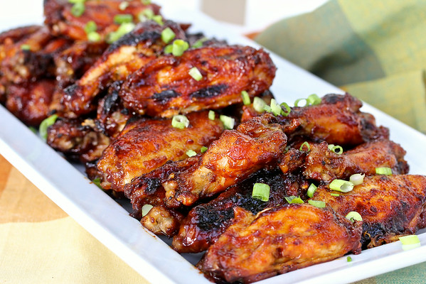 Slow-Cooker Asian Glazed Wings | Karen's Kitchen Stories