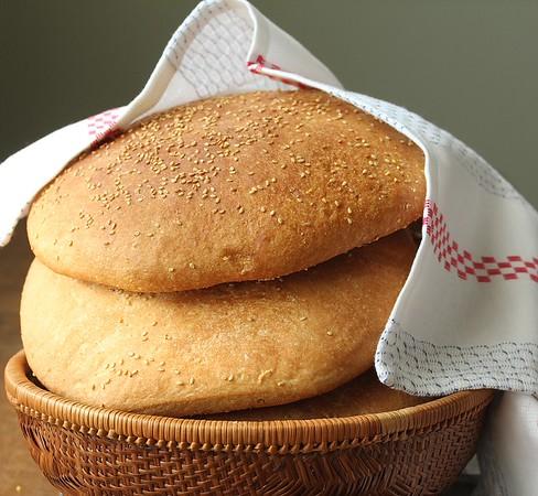 Kesra - Moroccan Flat Bread