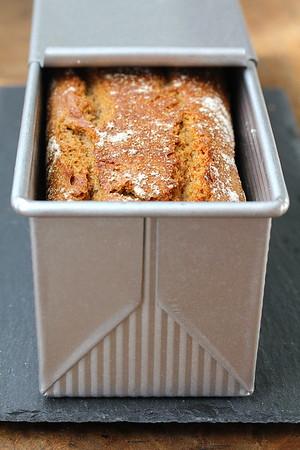 Rugbrød - Danish Rye Bread