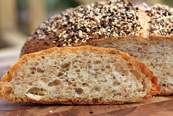 Senfbrot - German Mustard Bread