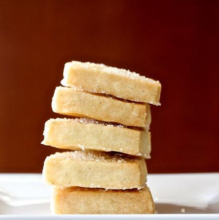 Bouchon Bakery Shortbread cookies