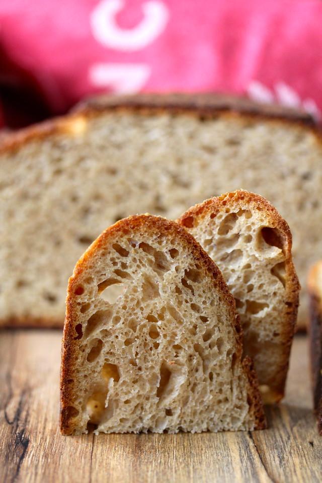 60 Percent Kamut Sourdough Bread