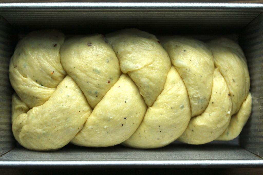 Crescia al Formaggio | Italian Easter Bread